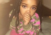 Trend cute african american child hairstyle on stylevore African American Childrens Hairstyles