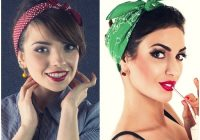 Trend cute and simple bandana hairstyles for short hair hair Bandana Styles For Short Hair Choices