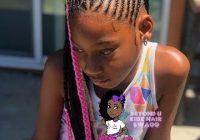 Trend cutest hairstyles for little black girls little girls African American Baby Braid Hairstyles
