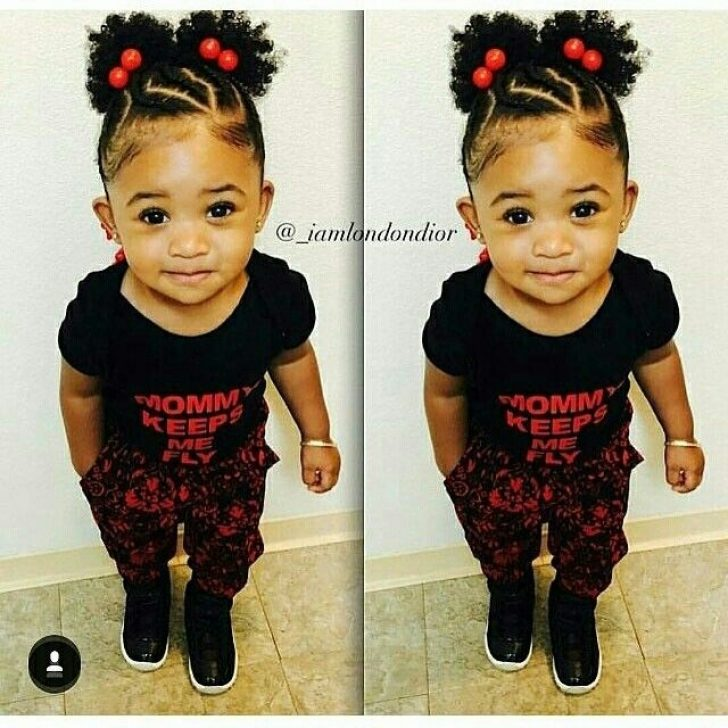 Permalink to 9 Cozy African American Baby Hair Styles Inspirations