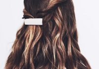 Trend half up half down hair ideas that are perfect for lazy days Easy Half Up Half Down Hairstyles For Short Hair Inspirations