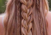 Trend pin joy chuong on braids braids for long hair hair Braid Ideas For Long Hair Pinterest Inspirations