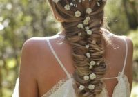Trend romantic fishtail braid perfect for a medieval wedding Fishtail Braid Hairstyles For Wedding Ideas