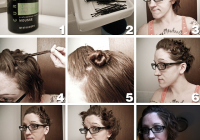 Trend the faux housewife no heat curls for short hair how to Styling Short Hair Without Heat Inspirations